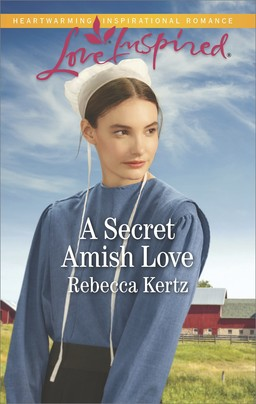 Cover for A Secret Amish Love