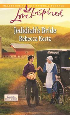 Cover for Jedidiah's Bride