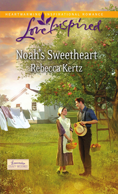 Cover for Noah's Sweetheart by Rebecca Kertz
