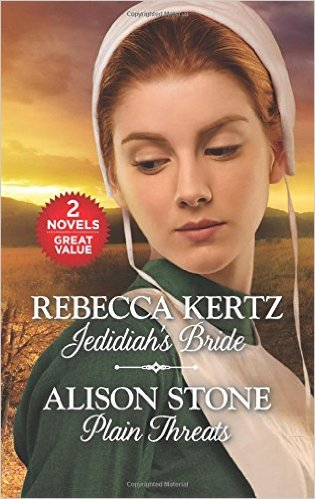 Cover for Jedidiah's Bride and Plain Threats